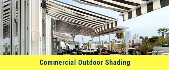 Commercial Outdoor Shading