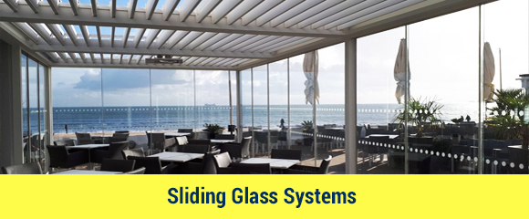 sliding glass systems